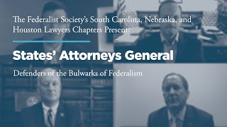 Click to play: States' Attorneys General:  Defenders of the Bulwarks of Federalism