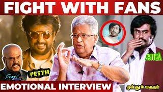 """Rajini Talent-அ Directors ஒழுங்கா Use பண்றது இல்ல"" - Writer Visu Interview | Part 2"