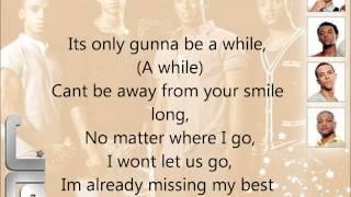 JLS- One Call Away, with lyrics