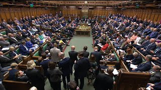 Live: Parliament resumes after Supreme Court ruling | ITV News