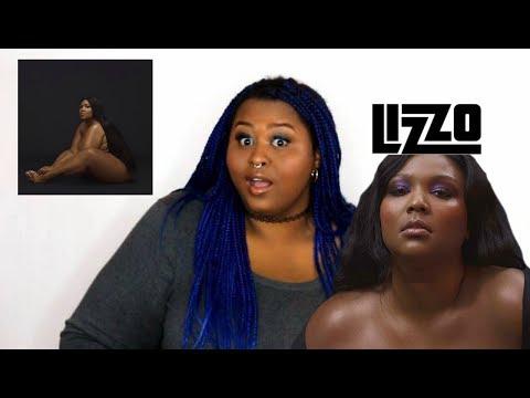 LIZZO - CUZ I LOVE YOU (ALBUM REACTION)