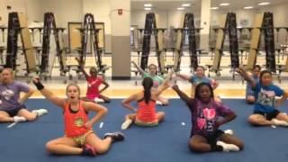 Floor cheer