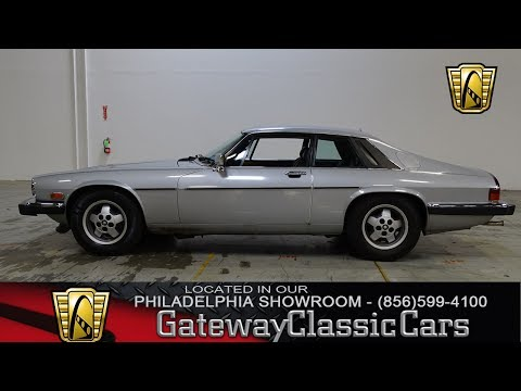 Video of 1982 Jaguar XJ - LI4S