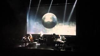 Apparat band live - A Violent Sky (Soundtracks tour) @ Izvestia Hall. Moscow. 22.10.2015.