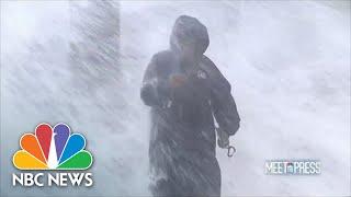 Al Roker: Hurricane Ida's Eye Wall Is 'Basically A 15-Mile Wide F3 Tornado'