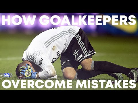 How Goalkeepers Overcome Mistakes