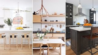Interior Design – Get Kitchen Design Inspiration For Your Next Reno