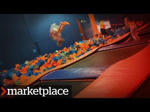 Hidden camera investigation: Trampoline park safety (Marketplace)