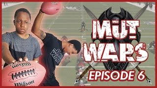 ANOTHER MIRACLE COMEBACK??? - Madden 17 MUT Wars Ep.6