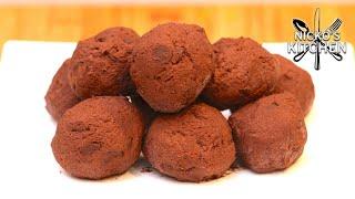 Keto Brownie Fat Bombs | No-Bake Recipe