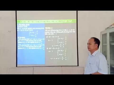 Toán 9_Hệ thức viet và ứng dụng