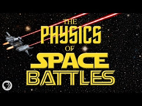 A Real Battle In Space Would Be Boring, Slow And Deadly