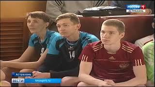 Астраханские тренеры посетили семинар Игоря Шестакова - основателя Международной академии гандбола