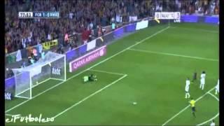 Liga BBVA - Barcelona 2-1 Real Madrid | Highlights (26/10/2013)