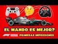 F1 2020 Vamos Mas Lento Con El Volante Diferencias De M