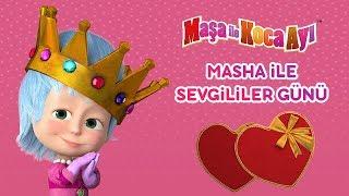 Maşa İle Koca Ayı - Masha ile Sevgililer Günü ❤️
