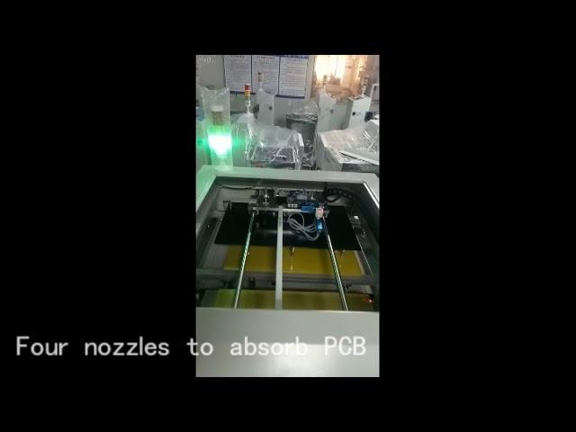 PCB vacuum loader