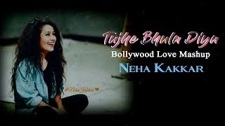 Tujhe Bhula Diya | Bollywood Love Mashup | Neha   - YouTube