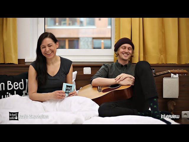 In Bed with Jarle Skavhellen Interview