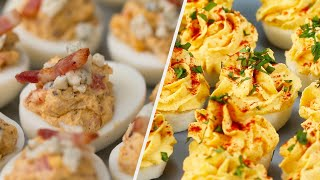 Irresistible Deviled Egg Recipes • Tasty Recipes