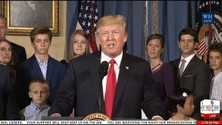 FULL SPEECH: President Trump Gives a Speech on Healthcare 7/24/17