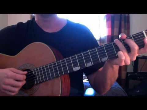 Essential Guitar Chords - C Am, G Em, A E - Guitar Lesson by Brett Sanders
