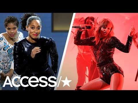 , title : 'Taylor Swift & Tracee Ellis Ross Slay Opening Performances At 2018 American Music Awards'