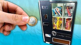 DIY vending machine - Works with money