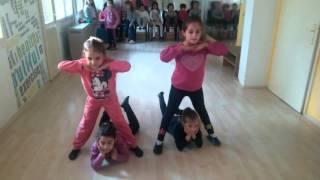 Nikola Nikola | Choreography (4-7 year olds)