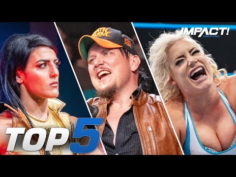Top 5 Must-See Moments from IMPACT Wrestling for Oct 11, 2019   IMPACT! Highlights Oct 11, 2019