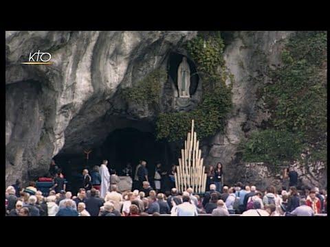 Chapelet à Lourdes du 6 septembre 2019