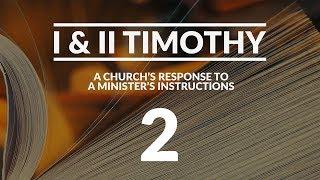 I & II Timothy - #2