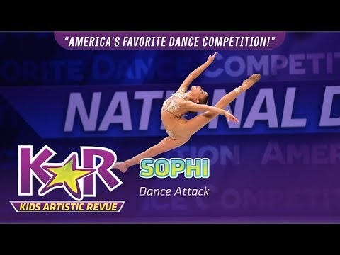 """Sophi"" from DANCE ATTACK"