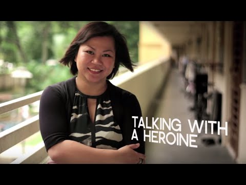 Rachel Chung: Domestic violence survivor shares her story video