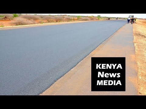 NUNO–MODOGASHE ROAD PROJECT IN GARISSA WAS COMPLETED!!!