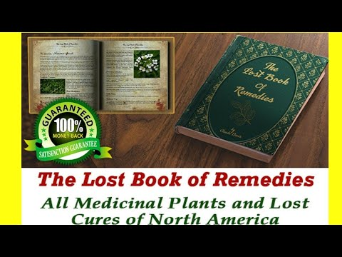 , title : 'The Lost Book of Remedies