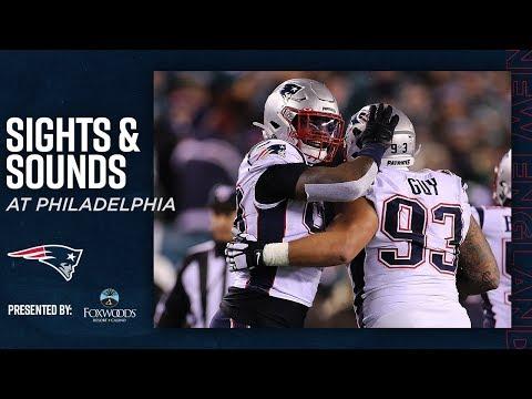 Patriots Mic'd Up vs. Eagles (Week 11)   Sights & Sounds