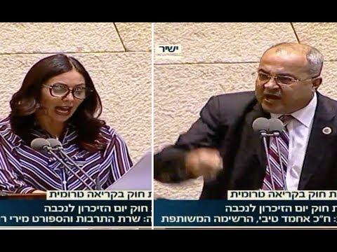 الطيبي ردًا على ريغيف: احنا اصحاب البلد والي مش عاجبه يشرب من بحر غزّة