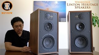 Wharfedale Linton Heritage Speaker Review