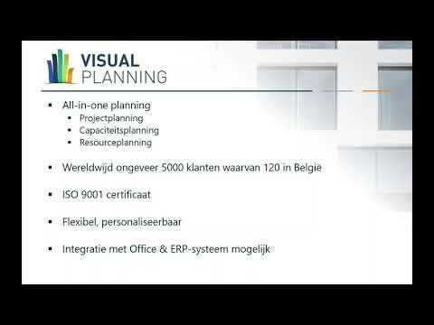 Video: Sneller en efficiënter werken met eenvoudige planningssoftware voor bouwbedrijven