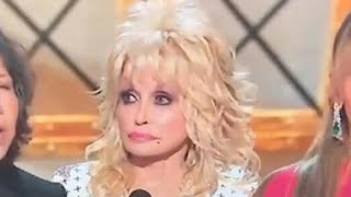 Dolly Parton Just Surprised Everyone With What She Said About Supporting Trump This Morning
