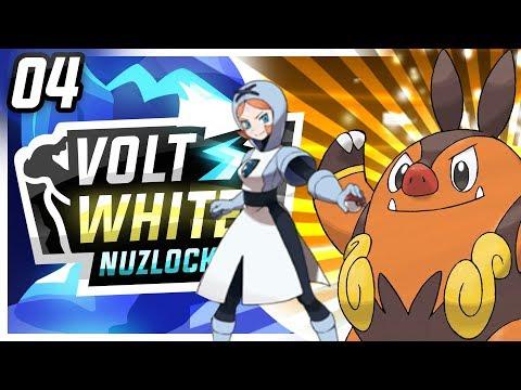 ONE (1) THICC BOI! • Pokemon Volt White Nuzlocke