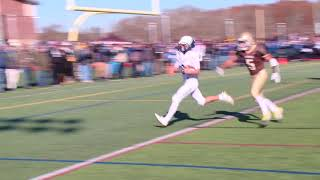 Highlights: Westerly 34, Stonington 13