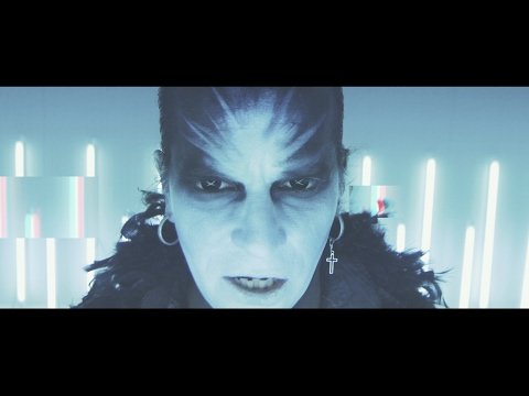 LORD OF THE LOST feat. FORMALIN - Raining Stars (Official Video)