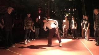 POP E circle / FUNKY CHICKEN 2017 DANCE BATTLE