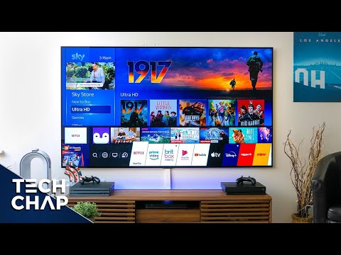External Review Video ZF_Kd-rnIkU for LG GX OLED 4K TV with Gallery Design