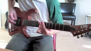 Chevelle - Forfeit (guitar cover)