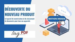 Retrouvez notre logiciel intuitif de numérisation et de classement de documents #Tag PDF