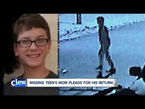 Mother of Harley Dilly pleads for his safe return