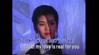 Please Be Careful With My Heart - Jose Marie Chan and Regine Velasquez (Karaoke-Videoke♪)